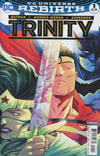Trinity Vol 2 #1 Cover A Regular Francis Manapul Cover
