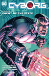 Cyborg (New 52) Vol 2 Enemy Of The State TP