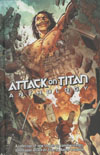 Attack On Titan Anthology HC Previews Exclusive Edition