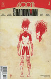 4001 AD Shadowman #1 Cover C Incentive Ryan Lee Character Design Variant Cover