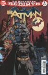 Batman Vol 3 #1 Cover H 2nd Ptg Variant David Finch & Matt Banning Cover