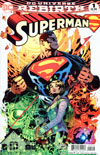 Superman Vol 5 #1 Cover F 2nd Ptg Variant Patrick Gleason Cover