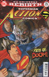 Action Comics Vol 2 #958 Cover C 2nd Ptg Mikel Janin Variant Cover