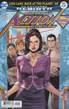 Action Comics Vol 2 #965 Cover A Regular Clay Mann Cover