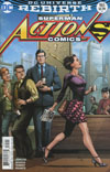 Action Comics Vol 2 #965 Cover B Variant Gary Frank Cover