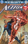 Action Comics Vol 2 #966 Cover B Variant Gary Frank Cover