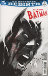 All-Star Batman #3 Cover B Variant Jock Cover