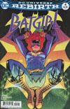 Batgirl Vol 5 #4 Cover B Variant Francis Manapul Cover