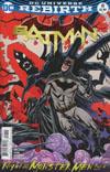 Batman Vol 3 #8 Cover A Regular Yanick Paquette Cover (Night Of The Monster Men Part 4)