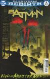 Batman Vol 3 #8 Cover B Variant Tim Sale Cover (Night Of The Monster Men Part 4)
