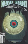 Cave Carson Has A Cybernetic Eye #1 Cover B Variant Matt Wagner Cover