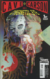 Cave Carson Has A Cybernetic Eye #1 Cover C Variant Bill Sienkiewicz Cover