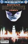 Detective Comics Vol 2 #943 Cover B Variant Rafael Albuquerque Cover