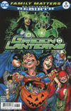 Green Lanterns #8 Cover A Regular Robson Rocha & Joe Prado Cover