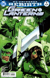 Green Lanterns #9 Cover B Variant Emanuela Lupacchino Cover