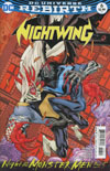 Nightwing Vol 4 #6 Cover A Regular Yanick Paquette Cover (Night Of The Monster Men Part 5)