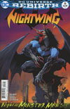 Nightwing Vol 4 #6 Cover B Variant Ivan Reis Cover (Night Of The Monster Men Part 5)