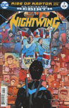Nightwing Vol 4 #7 Cover A Regular Javier Fernandez Cover