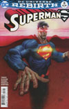Superman Vol 5 #8 Cover B Variant Andrew Robinson Cover