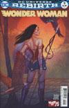 Wonder Woman Vol 5 #9 Cover B Variant Jenny Frison Cover