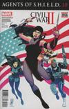 Agents Of S.H.I.E.L.D. #10 (Civil War II Tie-In)