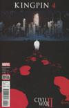 Civil War II Kingpin #4 Cover A Regular Aaron Kuder Cover