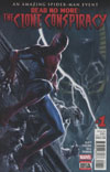 Clone Conspiracy #1 Cover A 1st Ptg Regular Gabriele Dell Otto Cover