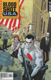 Bloodshot USA #1 Cover E Variant Cully Hamner Cover