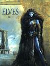 Elves Saga Vol 1 Crystal Of The Blue Elves GN