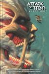 Attack On Titan Anthology HC Book Market Edition