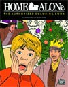 Home Alone Authorized Coloring Book SC