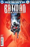 Batman Beyond Vol 6 #2 Cover B Variant Martin Ansin Cover