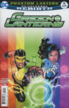 Green Lanterns #10 Cover A Regular Ed Benes Cover