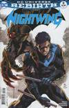 Nightwing Vol 4 #8 Cover B Variant Ivan Reis & Joe Prado Cover