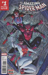 Amazing Spider-Man Renew Your Vows Vol 2 #1 Cover A 1st Ptg Regular Ryan Stegman Cover (Marvel Now Tie-In)