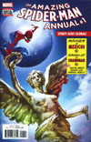 Amazing Spider-Man Vol 4 Annual #1 Cover A Regular Francisco Herrera Cover
