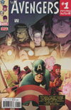 Avengers Vol 6 #1.1 Cover A 1st Ptg Regular Barry Kitson Cover (Marvel Now Tie-In)
