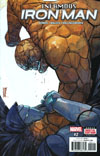 Infamous Iron Man #2 Cover A 1st Ptg Regular Alex Maleev Cover