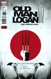 Old Man Logan Vol 2 #13