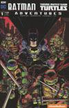 Batman Teenage Mutant Ninja Turtles Adventures #1 Cover C Variant Kevin Eastman Subscription Cover