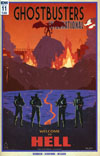 Ghostbusters International #11 Cover A Regular Dan Schoening Cover
