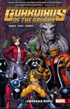 Guardians Of The Galaxy New Guard Vol 1 Emperor Quill TP