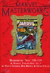 Marvel Masterworks Daredevil Vol 11 HC Variant Dust Jacket