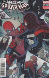 Amazing Spider-Man Renew Your Vows Vol 2 #1 Cover D Variant Divided We Stand Cover (Marvel Now Tie-In)