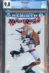 Harley Quinn Vol 3 #1 Cover M DF Exclusive Jae Lee Variant Cover CGC Graded