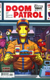 Doom Patrol Vol 6 #4 Cover A Regular Nick Derington Cover