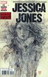 Jessica Jones #3 Cover A Regular David Mack Cover