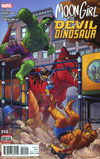 Moon Girl And Devil Dinosaur #14 Cover A Regular Amy Reeder Cover