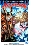 Aquaman (Rebirth) Vol 1 The Drowning TP
