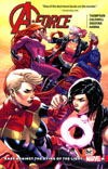 A-Force Vol 2 Rage Against The Dying Of The Light TP
